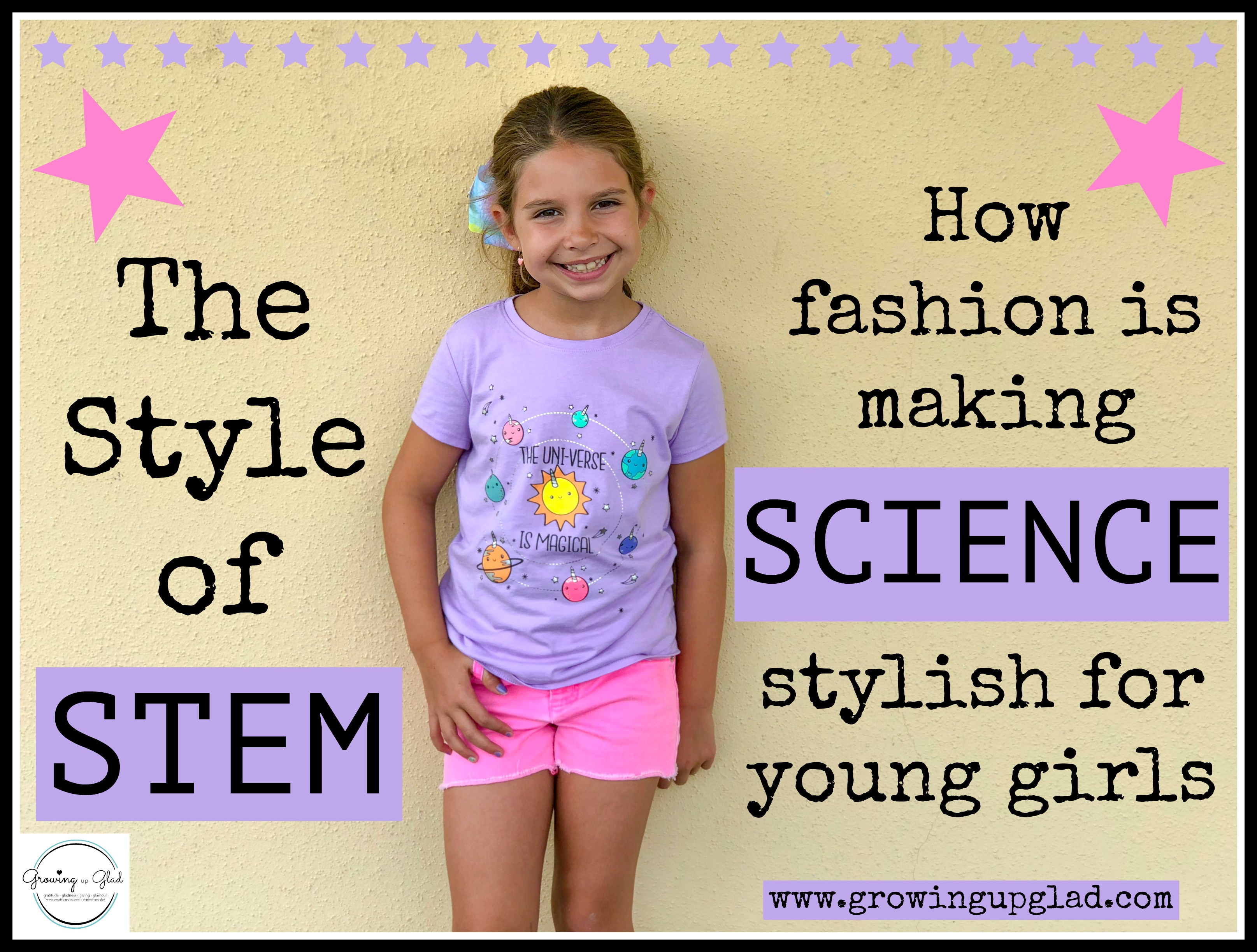 The Style Of Stem How Fashion Is Making Science Stylish For Young Girls